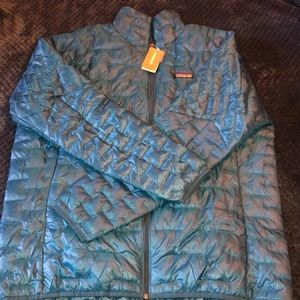 Micro puff jacket by Patagonia. Men's XL. New